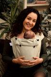 Babytrage Wrap & Go -  Olive_