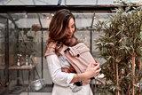 Babytrage Wrap & Go -  Rost_